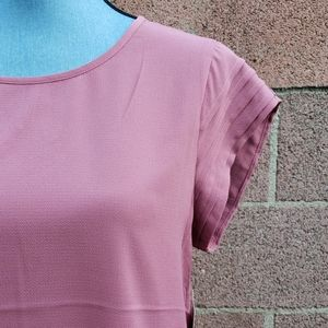 NWT Pink Blouse